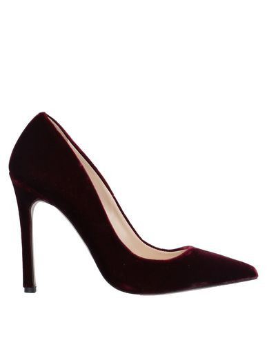 Купить Женские туфли  красно-коричневого цвета