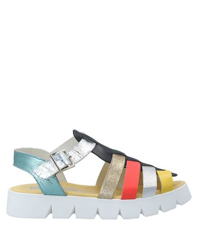 Купить Женские сандали EBARRITO черного цвета