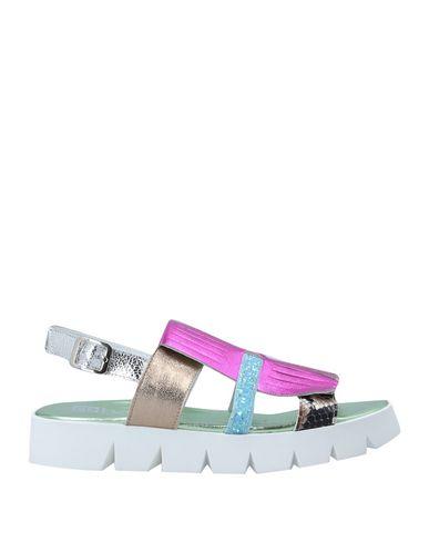Купить Женские сандали EBARRITO розовато-лилового цвета