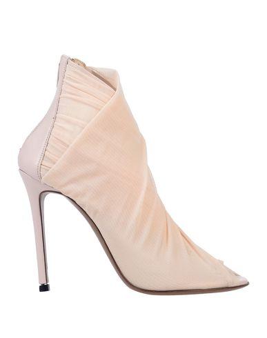 Купить Полусапоги и высокие ботинки светло-розового цвета