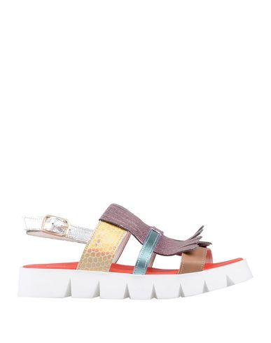 Купить Женские сандали EBARRITO розового цвета