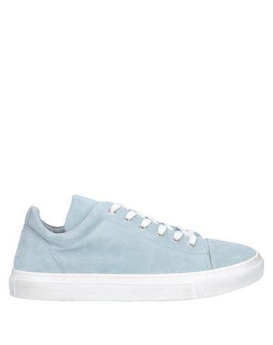 Купить Низкие кеды и кроссовки от EBARRITO небесно-голубого цвета