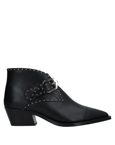 Купить Полусапоги и высокие ботинки от DIBRERA BY PAOLO ZANOLI черного цвета