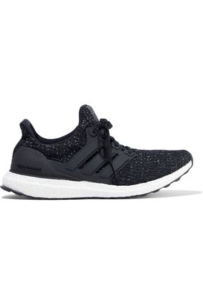 ADIDAS Mélange stretch-knit sneakers