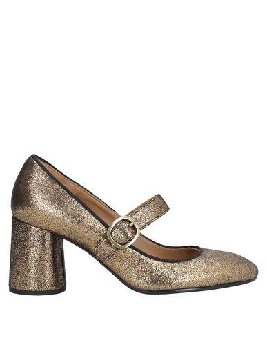 Купить Женские туфли  золотистого цвета