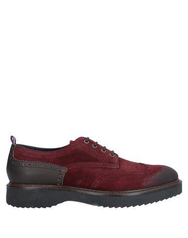 Купить Обувь на шнурках от DOCKSTEPS красно-коричневого цвета