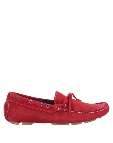 Купить Мужские мокасины AT.P.CO красного цвета
