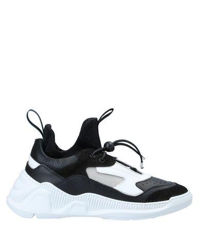 Купить Низкие кеды и кроссовки от SAVIO BARBATO черного цвета