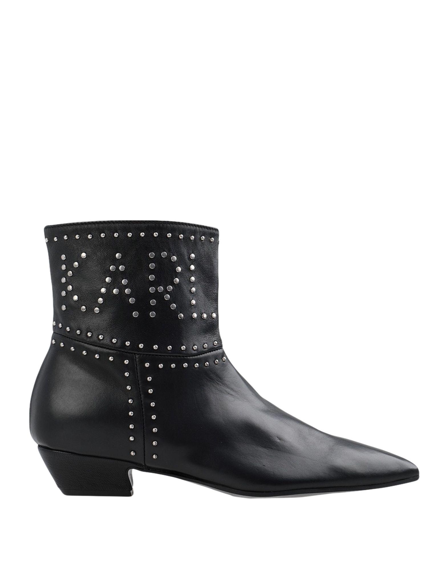 KARL LAGERFELD Полусапоги и высокие ботинки hogan by karl lagerfeld полусапоги и высокие ботинки