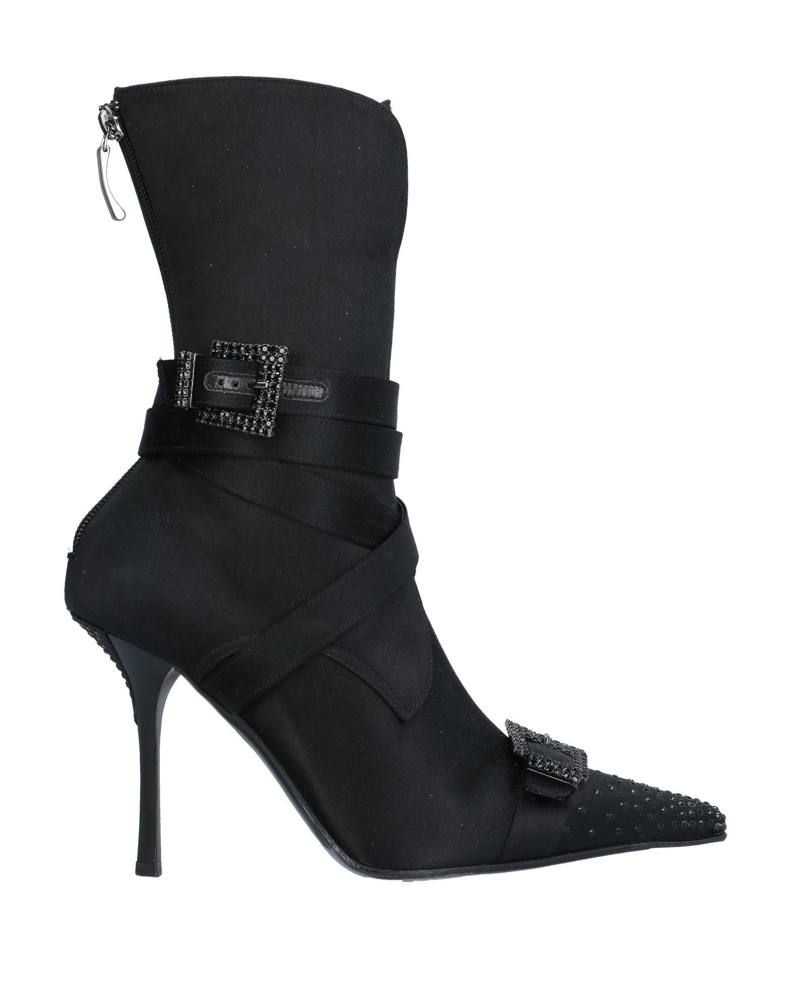 RODOLPHE MENUDIER Полусапоги и высокие ботинки rodolphe menudier туфли