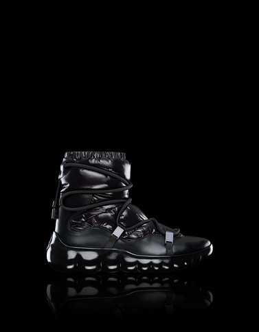 CARA Black Category Boots