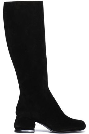 MARNI Suede boots