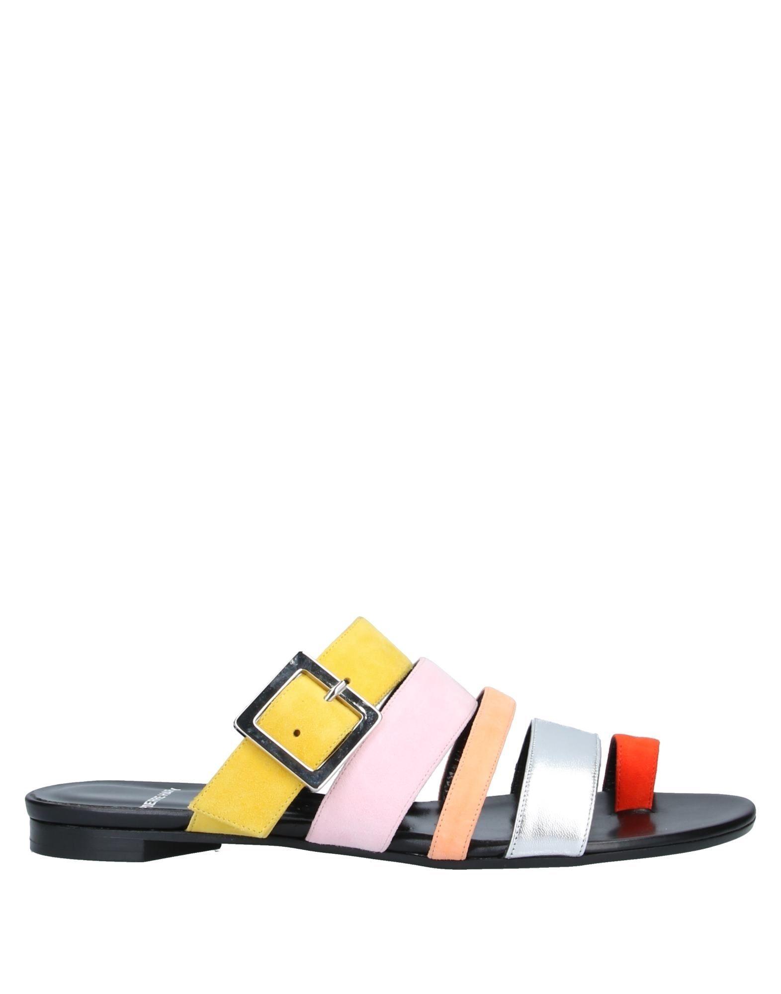 PIERRE HARDY Вьетнамки pierre hardy обувь на шнурках