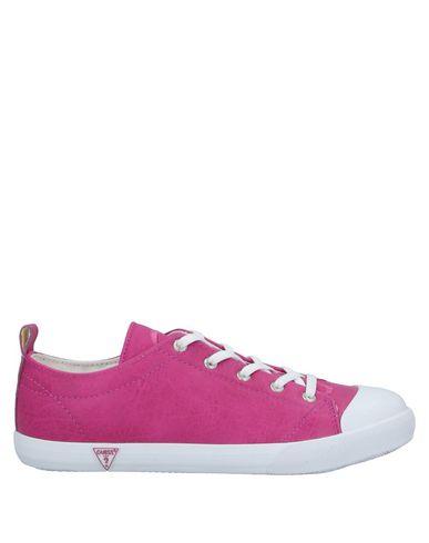 Купить Низкие кеды и кроссовки цвета фуксия
