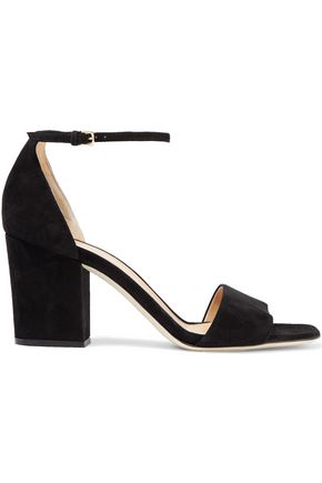 SERGIO ROSSI Virginia suede sandals
