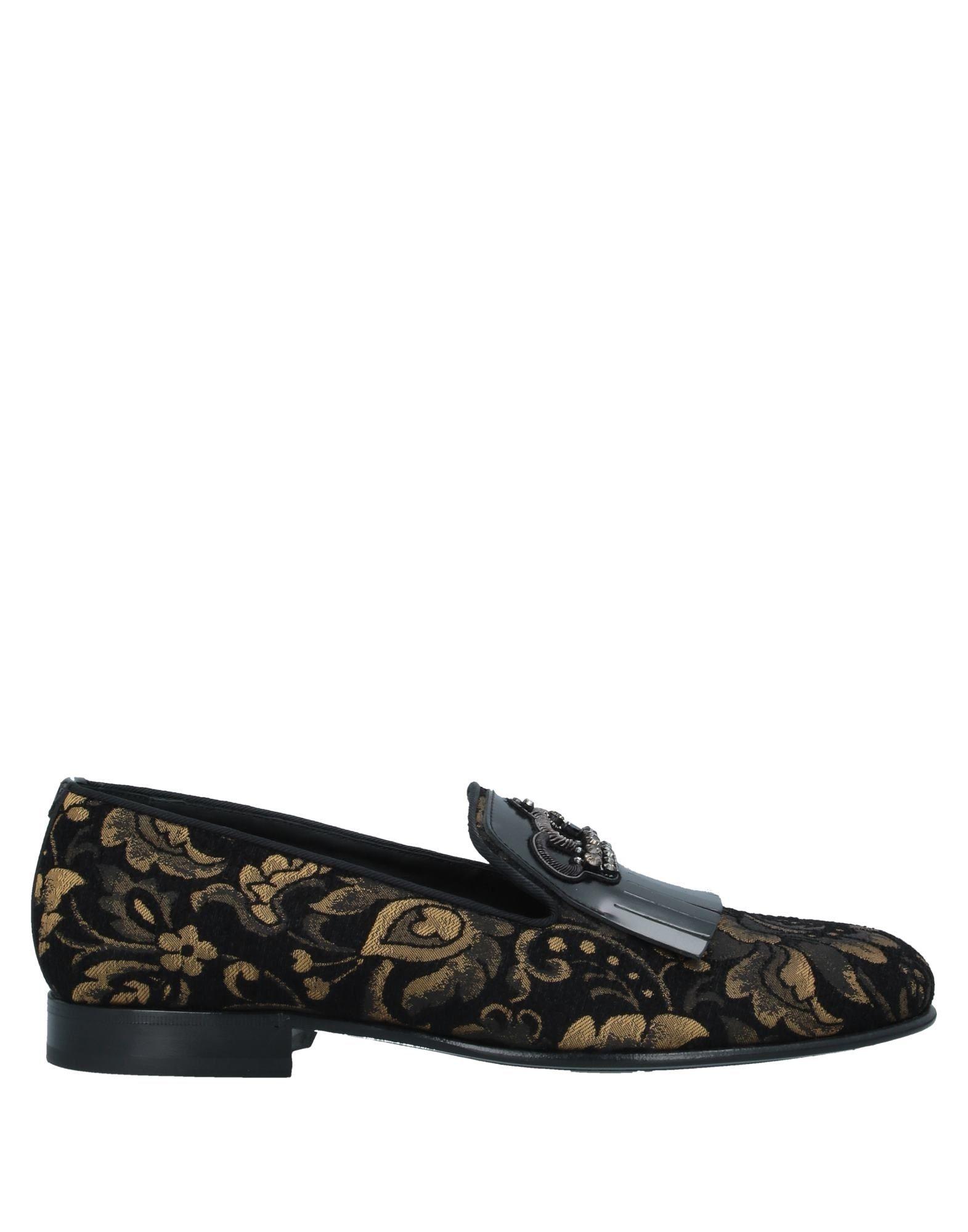 DOLCE & GABBANA Loafers - Item 11772406