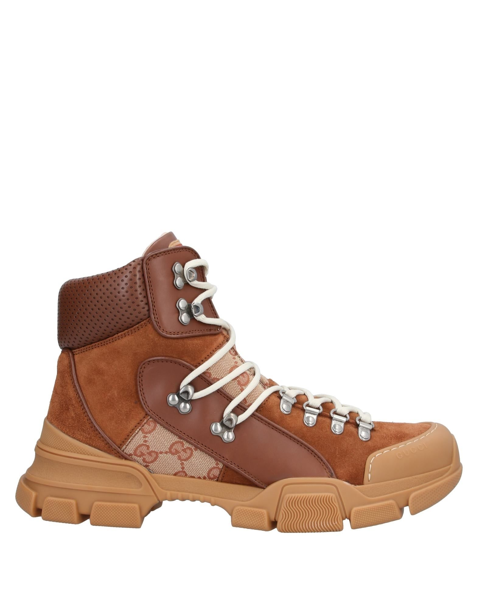 GUCCI Полусапоги и высокие ботинки ботинки gucci junior