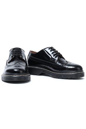 JOSEPH Perforated leather brogues