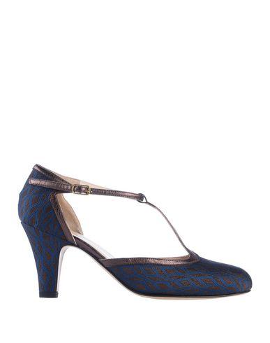 Фото - Женские туфли LENORA грифельно-синего цвета