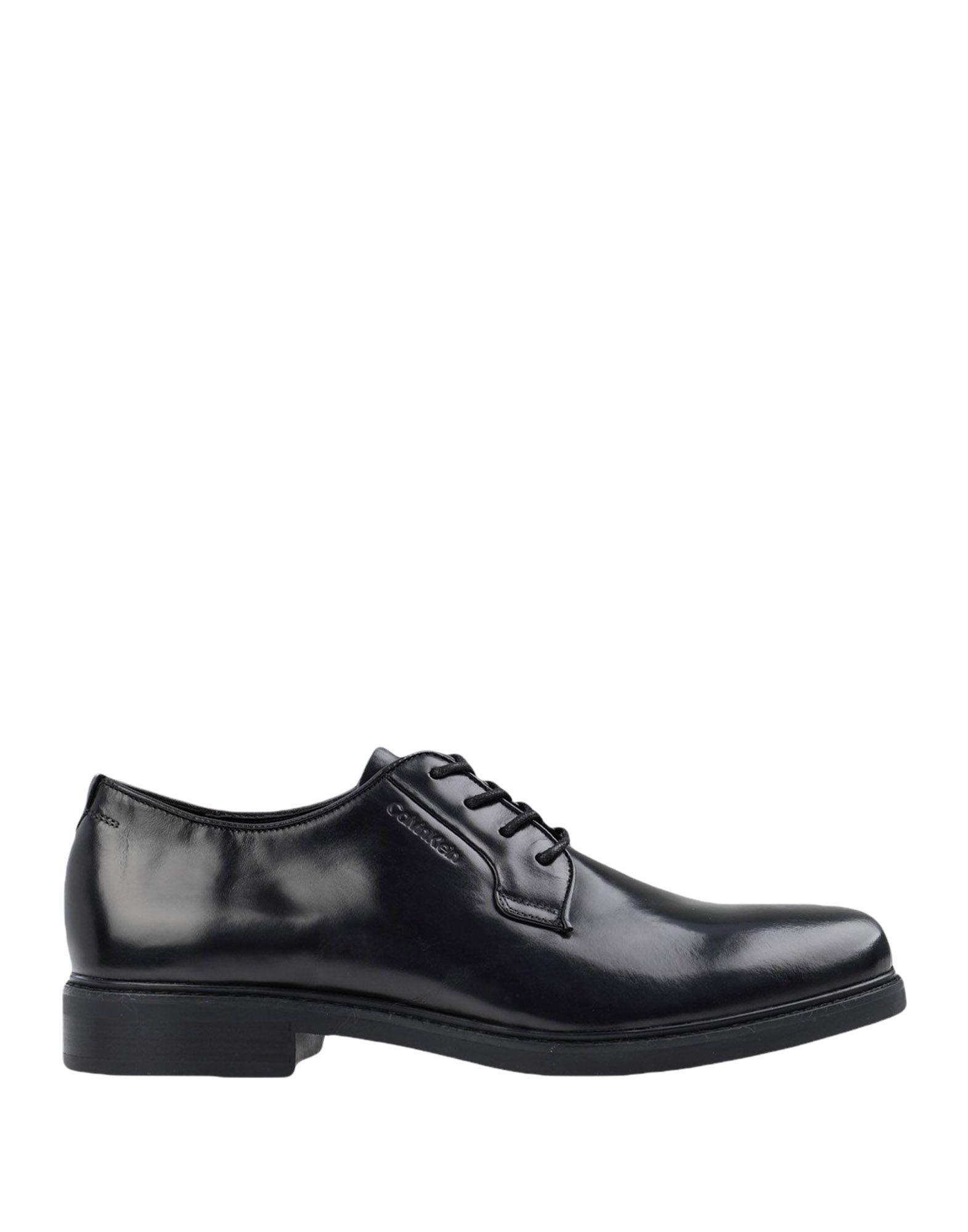 цена CALVIN KLEIN Обувь на шнурках онлайн в 2017 году