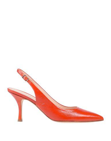 Фото - Женские туфли MIRTILLA красного цвета