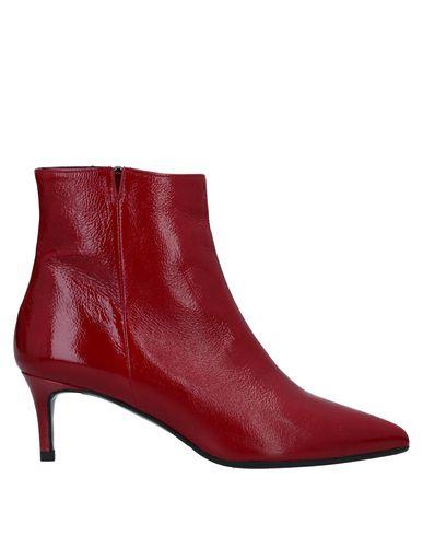 Фото - Полусапоги и высокие ботинки от MIRTILLA красно-коричневого цвета