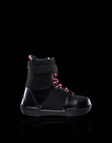 NARCISSE Black Grenoble Footwear Man