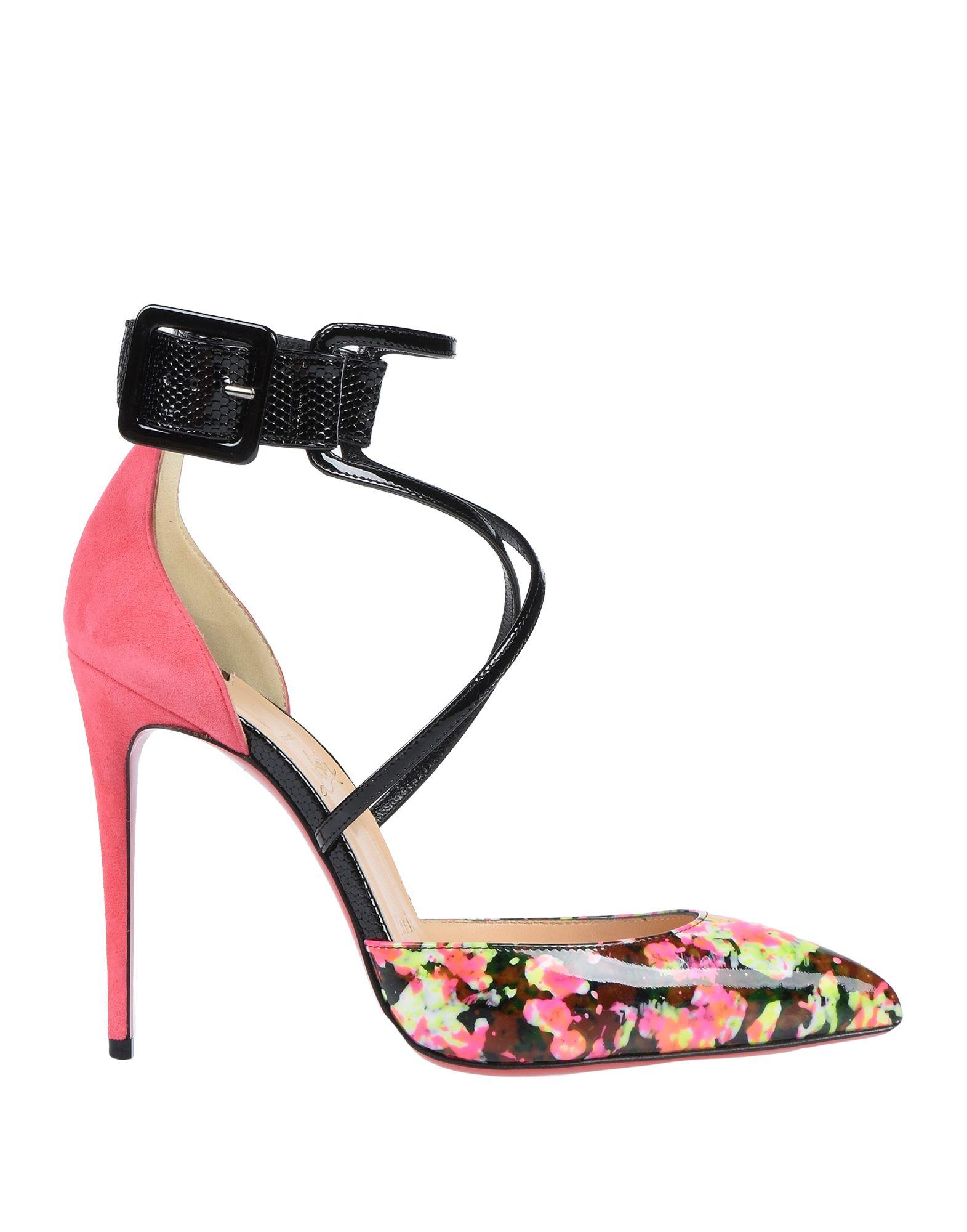 цена CHRISTIAN LOUBOUTIN Туфли онлайн в 2017 году