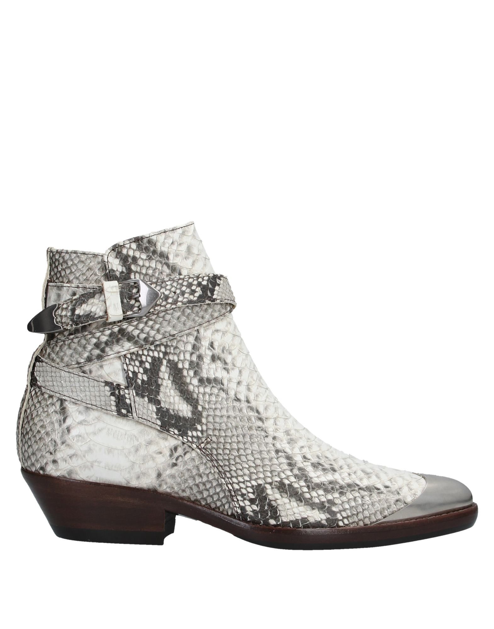 ISABEL MARANT Ankle boots. leather, snakeskin print, no appliqués, multicolor pattern, buckle fastening, narrow toeline, cuban heel, leather lining, rubber sole, small sized, contains non-textile parts of animal origin. Soft Leather