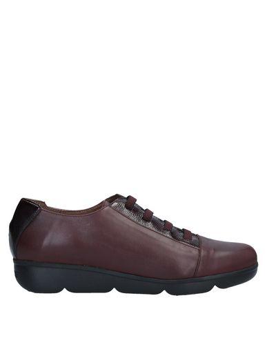 Фото - Низкие кеды и кроссовки от WONDERS цвет баклажанный