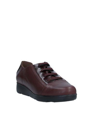 Фото 2 - Низкие кеды и кроссовки от WONDERS цвет баклажанный