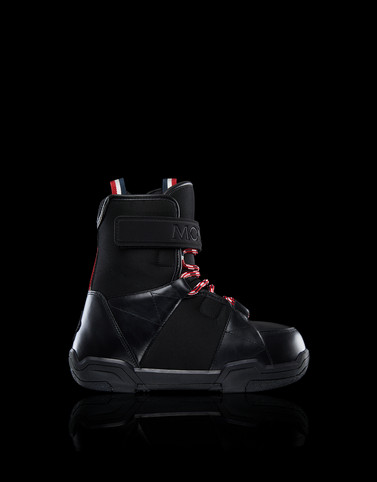 NORAH Black Grenoble Footwear