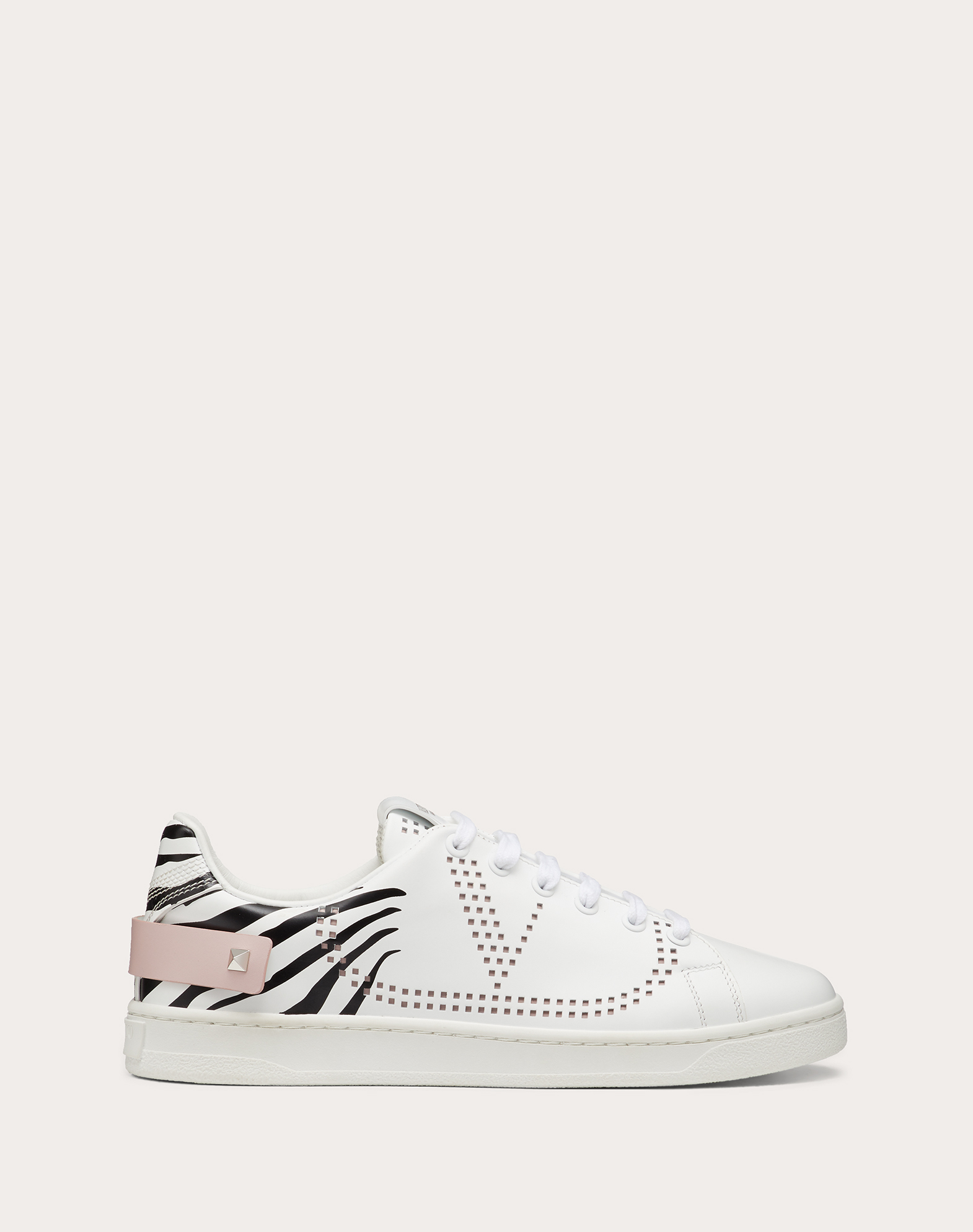 Sneakers BACKNET en veau