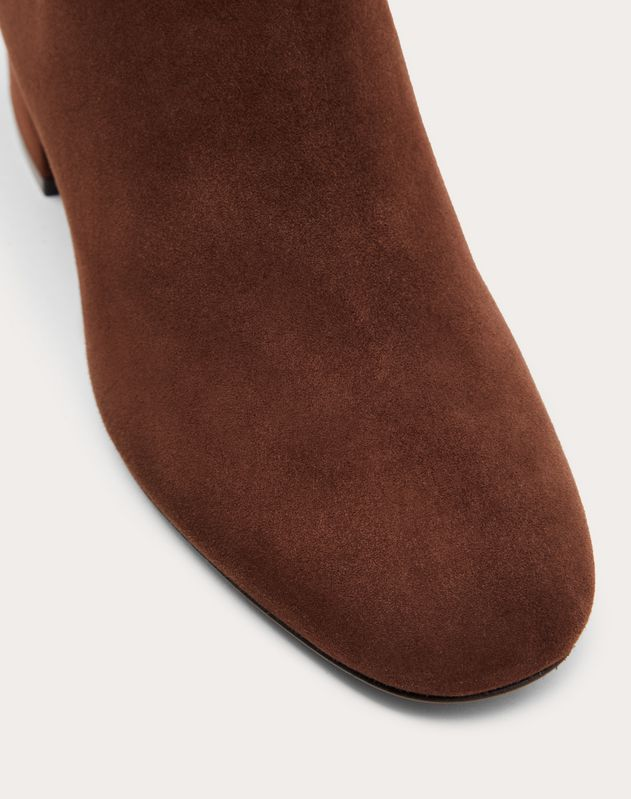 Grifoni Suede Boot 45 mm
