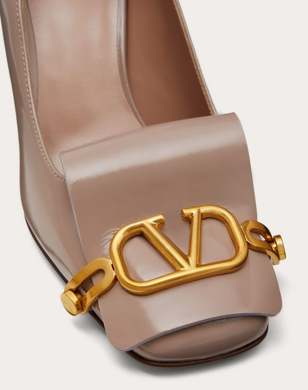 VLOGO CLUB Calfskin Pump 85 mm