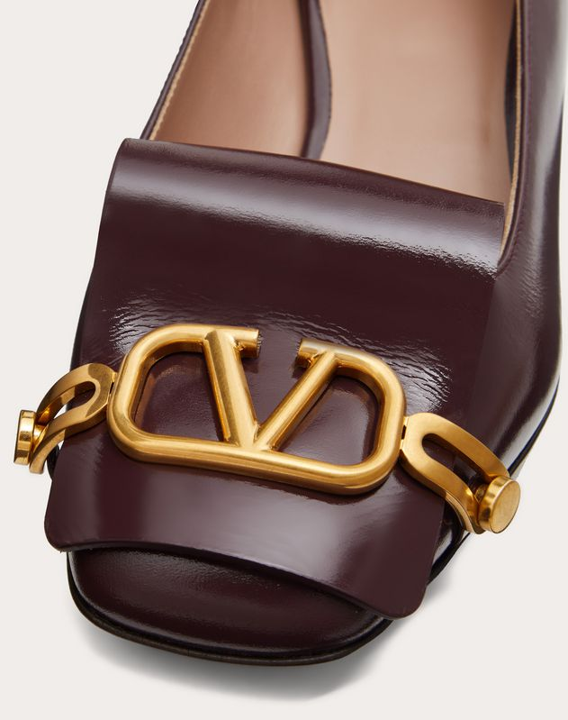 VLOGO CLUB Calfskin Pump 45mm