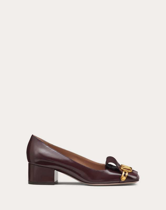 VLOGO CLUB Calfskin Pump 45 mm