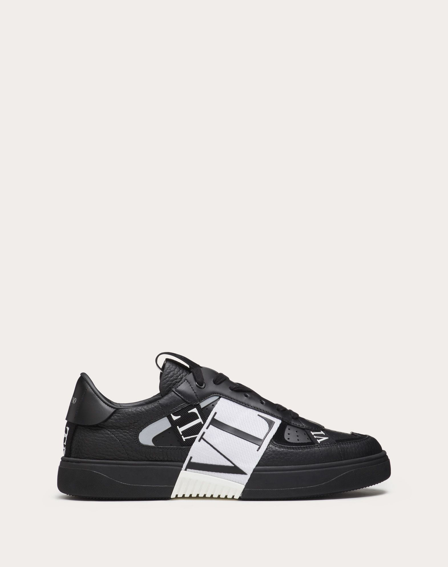 Calfskin VL7N Sneaker with Bands