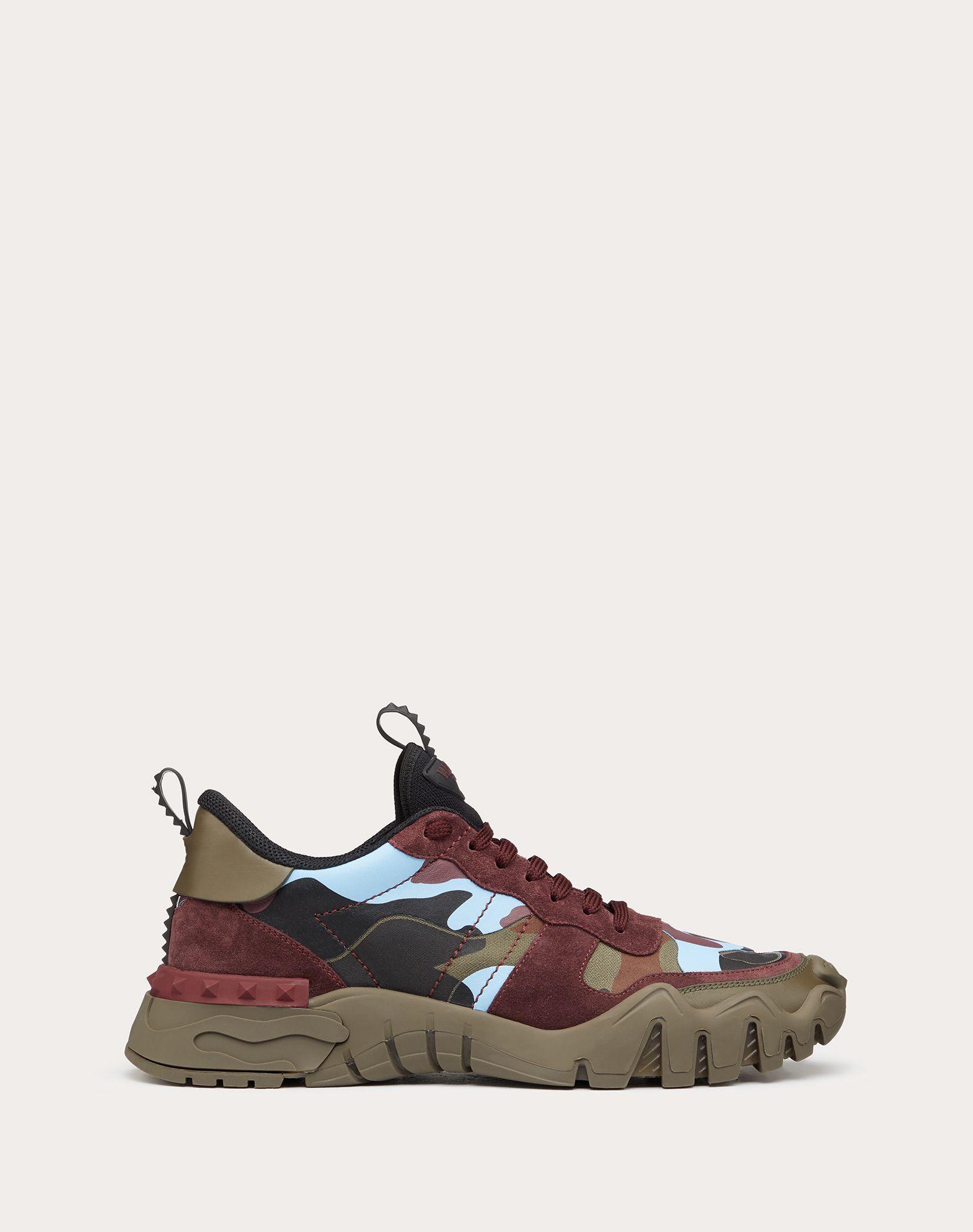 Sneaker Rockrunner Plus Camouflage