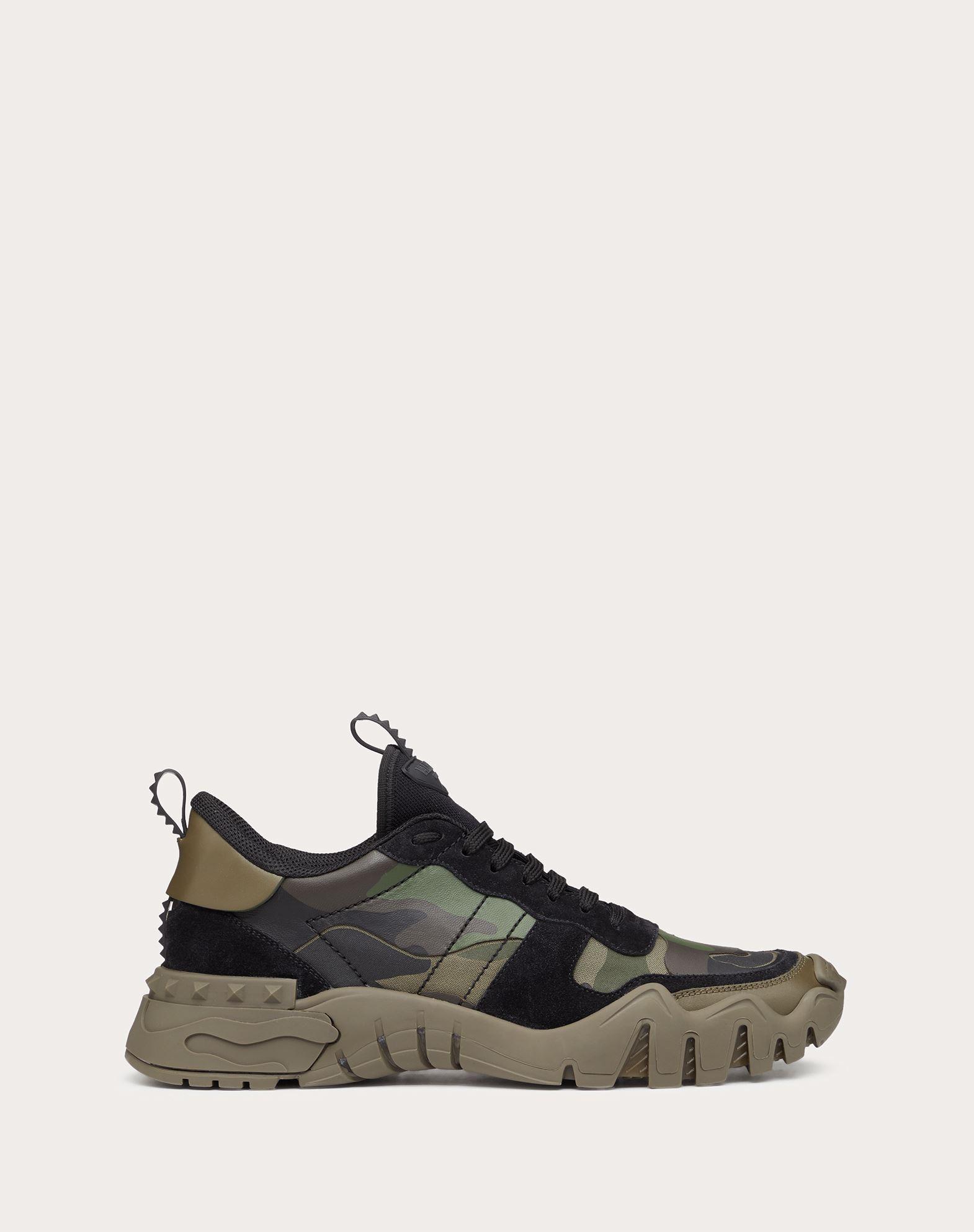 Camouflage Rockrunner Plus Sneaker