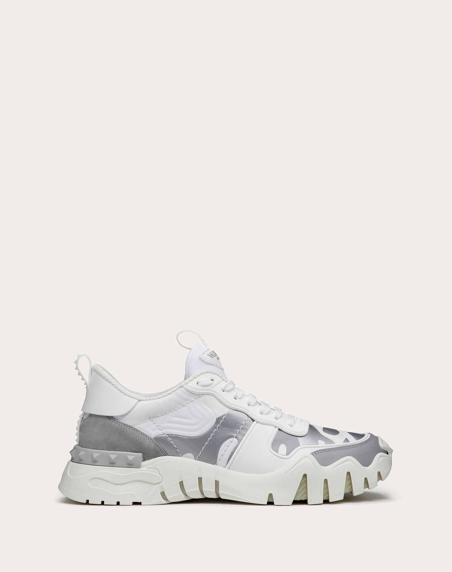 great fit quality design good looking Camouflage Rockrunner Plus Sneaker for Man | Valentino Online Boutique