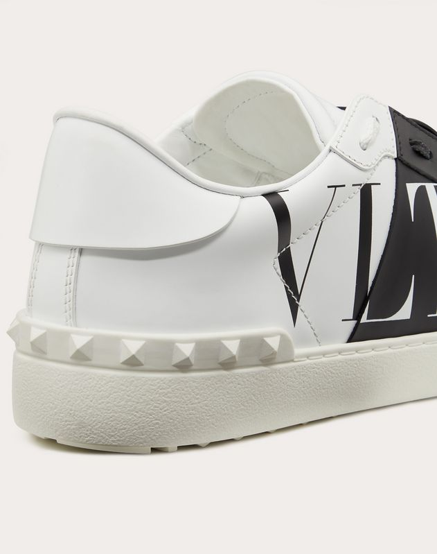 Open Sneaker with VLTNSTAR Print