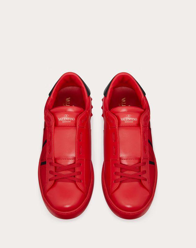 Sneakers Open con estampado VLTN