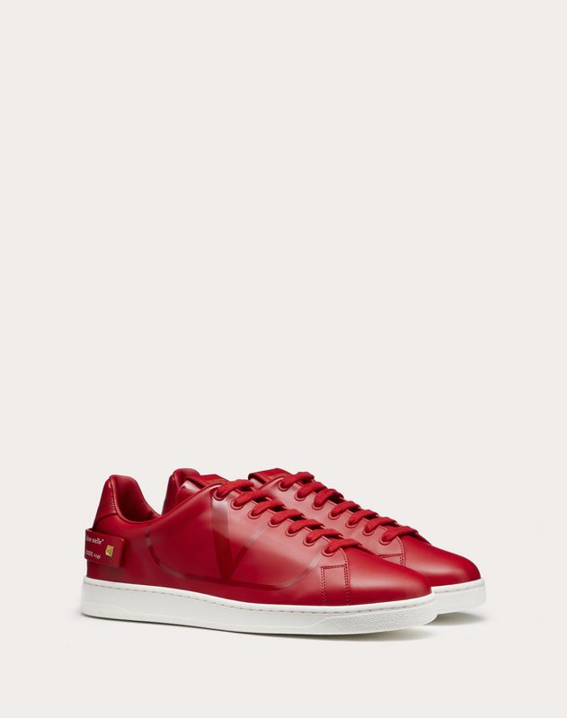 VALENTINO GARAVANI LOVE LAB Backnet Sneaker
