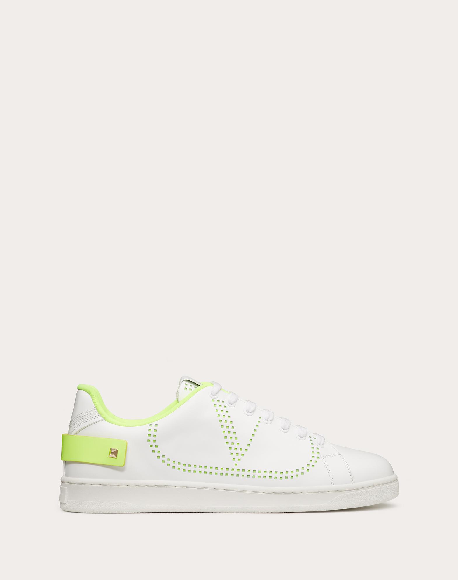 Backnet VLOGO Neon Sneaker