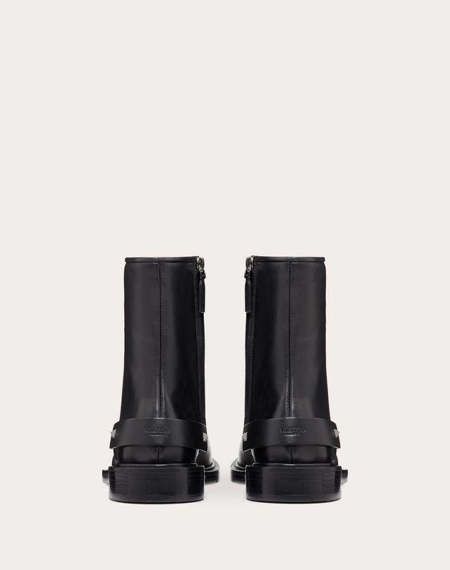 Calfskin Boots