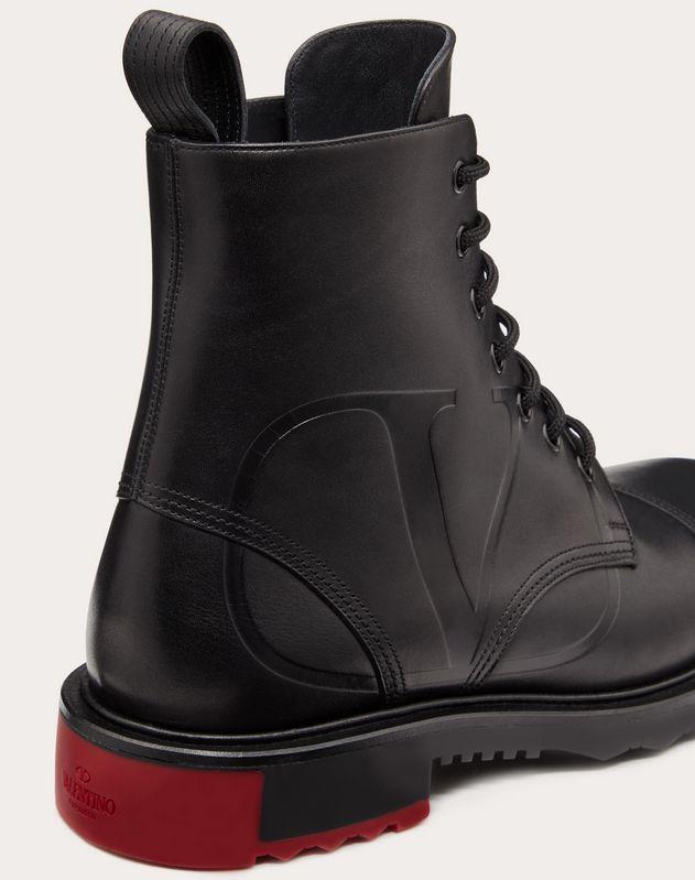 Calfskin VLOGO Boot