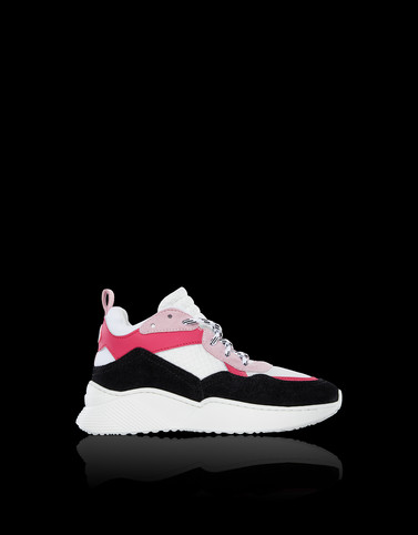 JESS Pink Category Sneakers