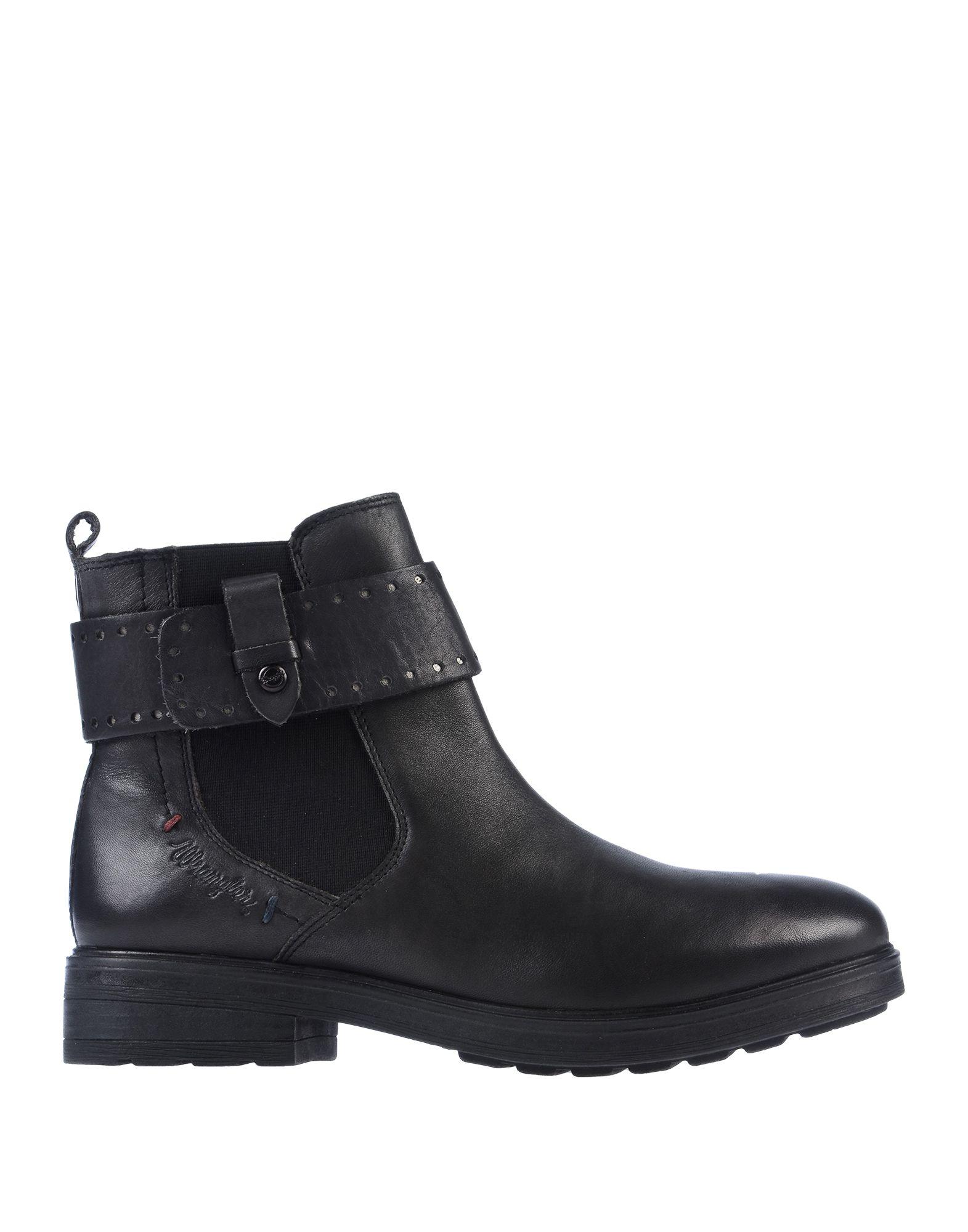 цена на WRANGLER Полусапоги и высокие ботинки