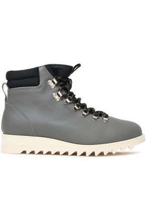 AXEL ARIGATO Lace-up leather ankle boots